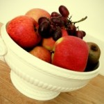 Shabby Chic Fruit Bowl