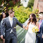 Our Wedding: A Sunny, Yellow, Day of Joy