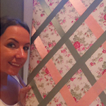How To Make a Homemade Fabric Pin Board