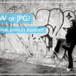 Photography School Series, Lesson 5: RAW vs JPG