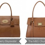 Is that a Mullberry Bayswater? Nope, just an M&S bargain!