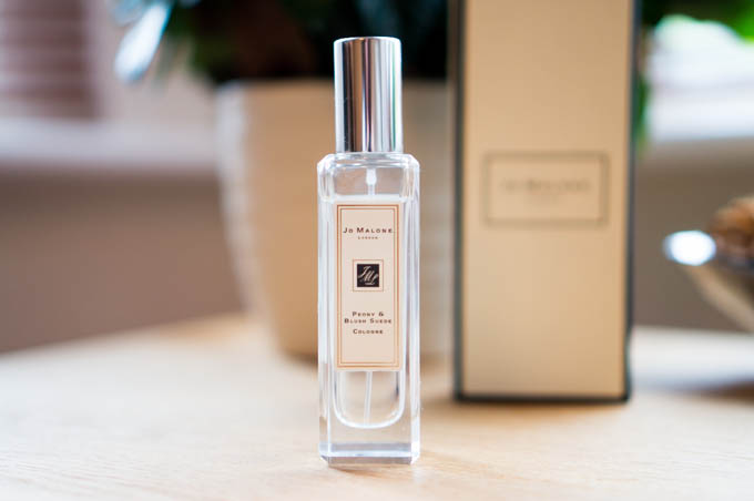 Jo Malone Peony and Blush Perfume Review