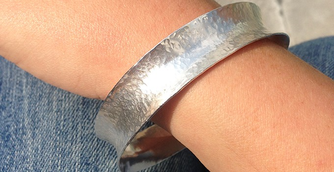 Anti-Clastic Bangle Workshop