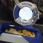 A Nautical Themed BBQ Party